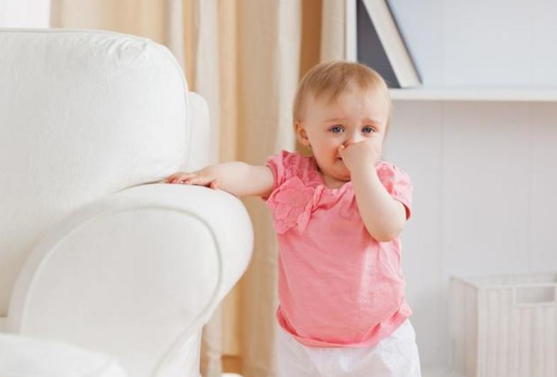 九个月宝宝会什么本领和具备能力3