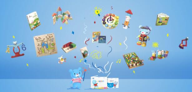 抱抱熊早教课程和早教产品怎么样?3