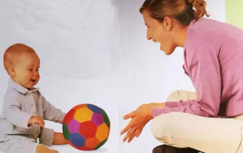 七个月宝宝早教游戏,7个月幼儿早教方法1