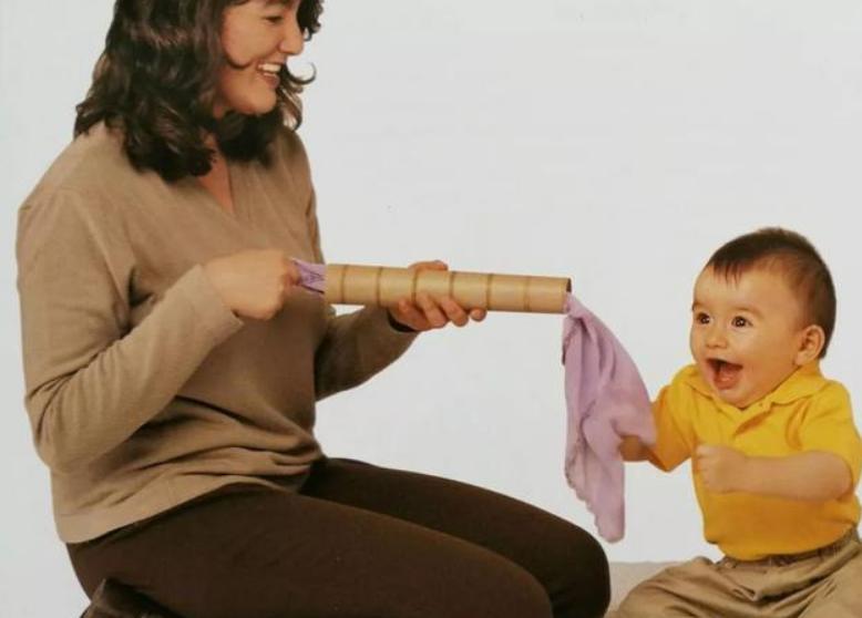 七个月宝宝早教游戏,7个月幼儿早教方法2