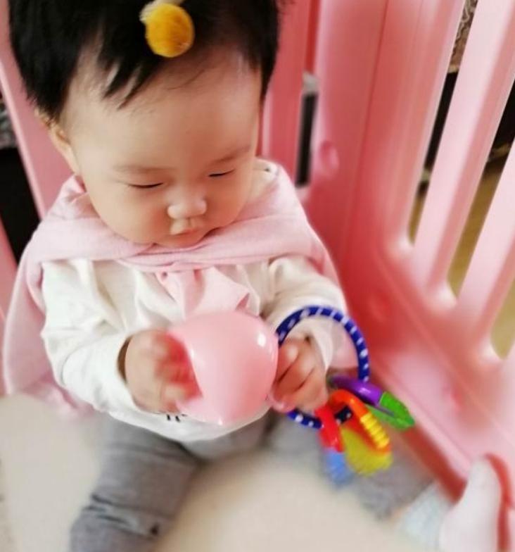 6到9个月宝宝游戏,宝宝早教内容3