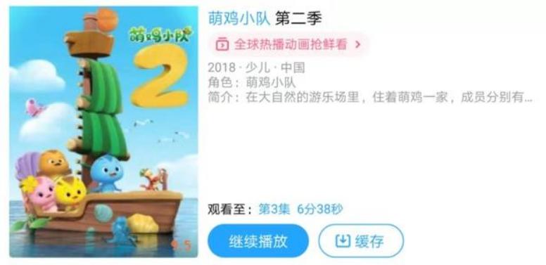 2岁宝宝早教动画片,两岁适合看的益智动画片11