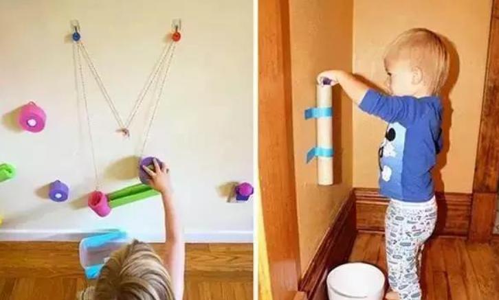 1岁半宝宝早教游戏有哪些,一岁半幼儿亲子小游戏3