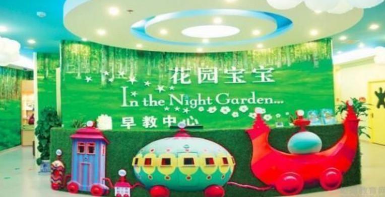花园宝宝早教中心价钱,花园宝宝机构收费价格1