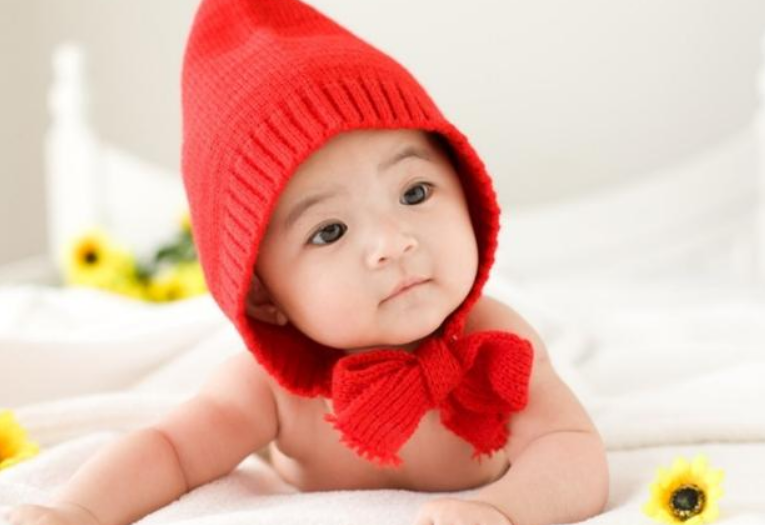 五个月宝宝早教方法和训练项目2