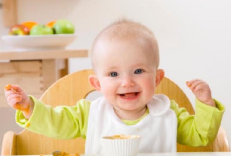 五个月宝宝早教方法和训练项目1