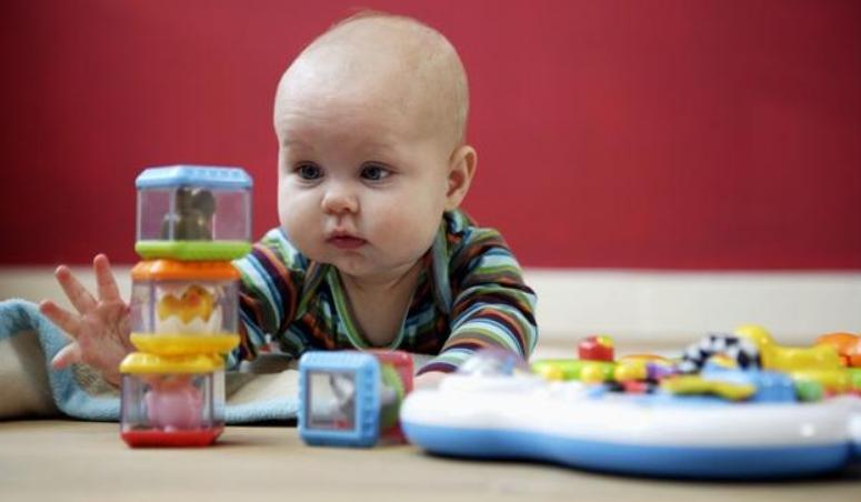五个月宝宝早教大动作,婴幼儿早教活动方案3