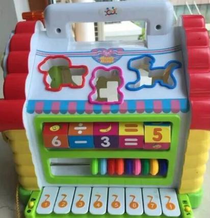 0-3岁宝宝早教产品推荐,简单实用好玩5