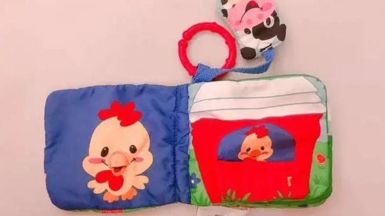 0-6个月宝宝早教书籍,半岁婴儿早教用品1
