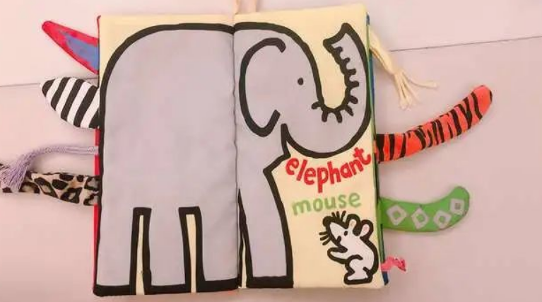0-6个月宝宝早教书籍,半岁婴儿早教用品2