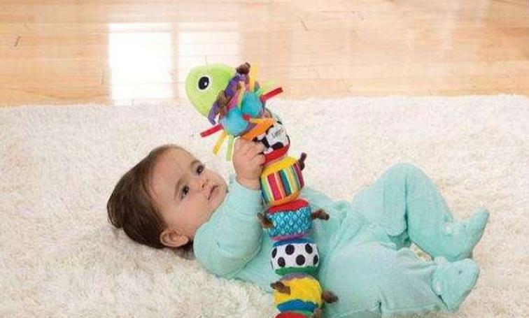 4-6个月宝宝早教游戏,家庭育儿亲子游戏2