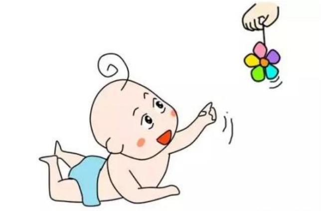 3月龄宝宝早教方法和发育指标1