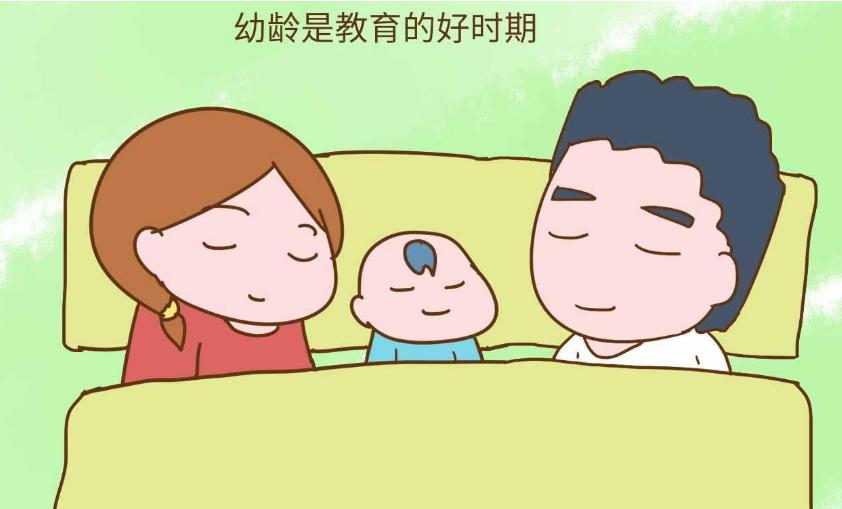 1~12个月宝宝早教训练重点及方法,1岁内婴儿早教1