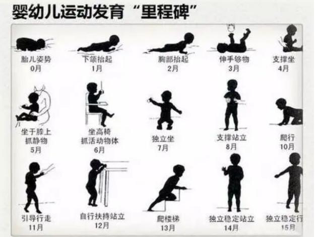 0-1岁宝宝早教内容和早教用品1