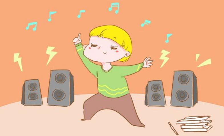0-2岁宝宝早教最关键,多听绘本故事和音乐
