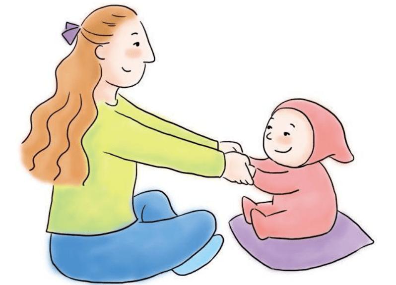 最适合0-3岁宝宝玩的10个早教亲子游戏,在家早教小游戏2